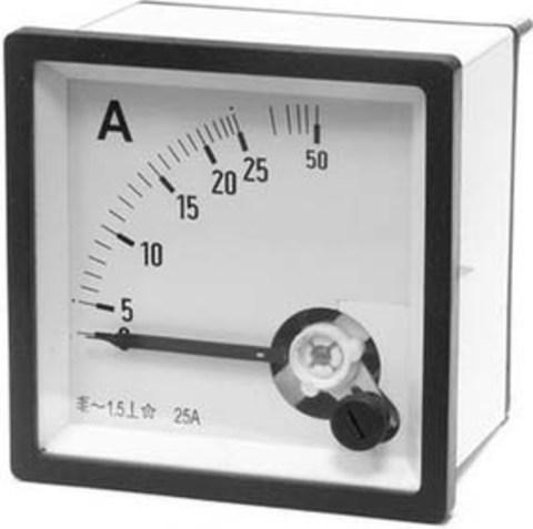 Амперметр А72П  10А-1.5 TDM