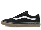 Кеды Vans Low Old Skool Black White