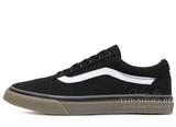 Кеды Vans Low Old Skool Black White