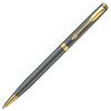 Купить Шариковая ручка Parker Sonnet Slim K434, цвет: Cisele (серебро 925 пробы, 11.00) , стержень: Mblue, S0808180 по доступной цене