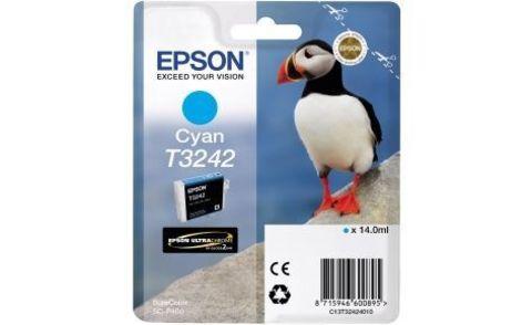 Картридж для Epson SureColor SC-P400 голубой (T3242)