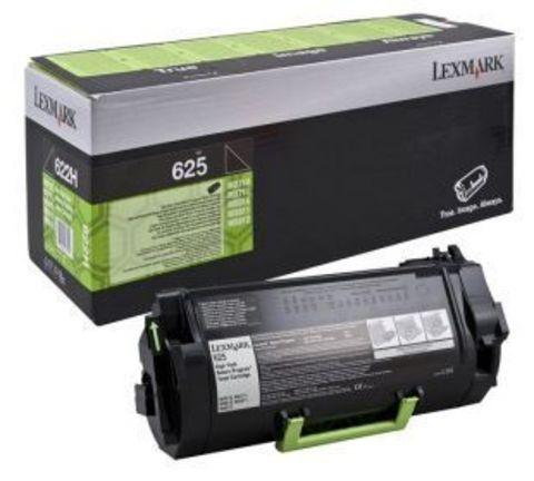 Картридж 625H для принтеров Lexmark MX710/MX711/MX810/MX811/MX812 черный (black). Ресурс 25000 стр (62D5H0E)