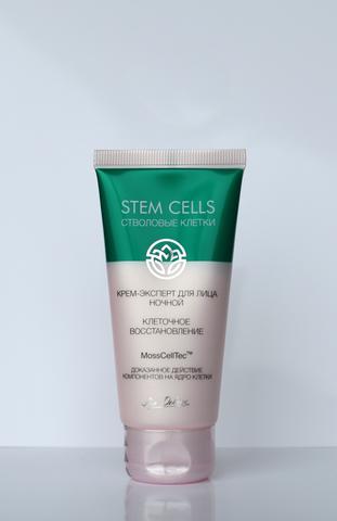 Liv-delano Stem Cells Крем-эксперт для лица ночной Клеточное восстановление 50гр