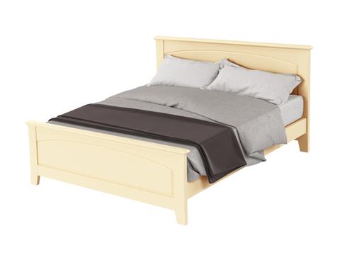 Кровать Райтон Марсель с основанием (слоновая кость)
