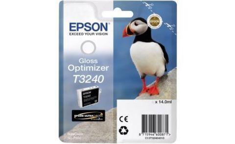 Картридж для Epson SureColor SC-P400 прозрачный для оптимизации уровня глянца (T3240)
