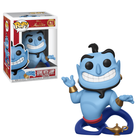 Genie from Aladdin Funko Pop! Vinyl Figure || Джин из Аладдина
