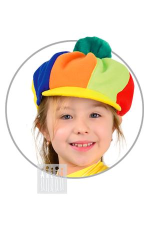 Фото Клоун Тяп - Ляп ( кепка - гаврош ) рисунок Аксессуары для костюма, чтобы ваши праздники стали разнообразнее при меньших расходах на покупку нарядов!