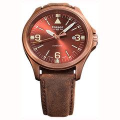 Швейцарские тактические часы Traser P67 OFFICER PRO AUTOMATIC BRONZE BROWN 108073