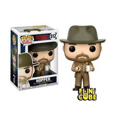 Funko Stranger Tings Chief Hopper