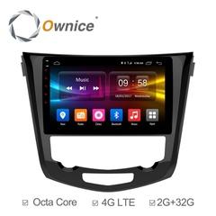 Штатная магнитола на Android 6.0 для Nissan X-Trail 14+ Ownice C500+ S1668P