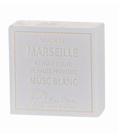 Марсельское мыло Белый мускус, Lothantique
