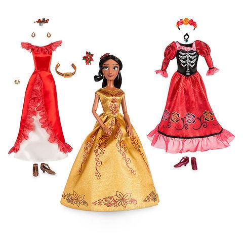Кукла Елена из Авалора с 2 дополнительными нарядами, Disney