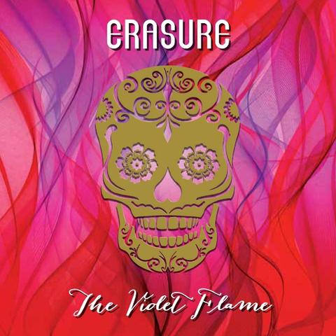 Erasure / The Violet Flame (RU)(CD)