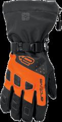Quest Glove / Черно-оранжевый