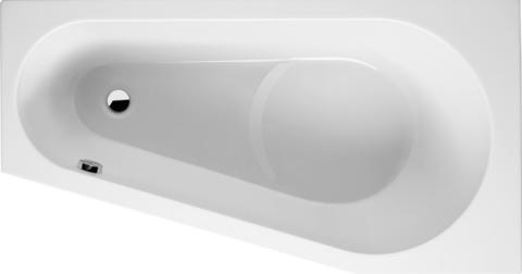 Акриловая ванна Riho DELTA 160х80 L