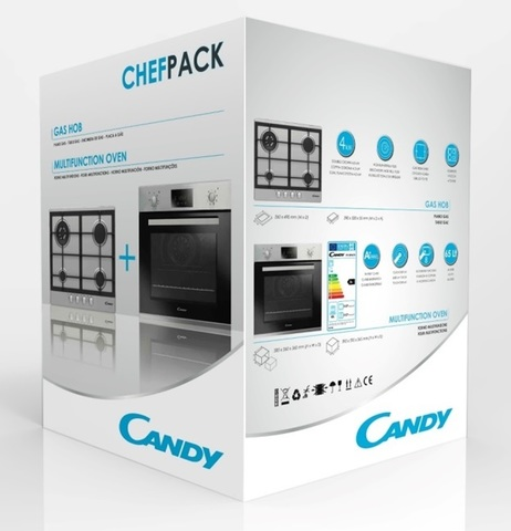Комплект Candy FCP605X/E-CHG6