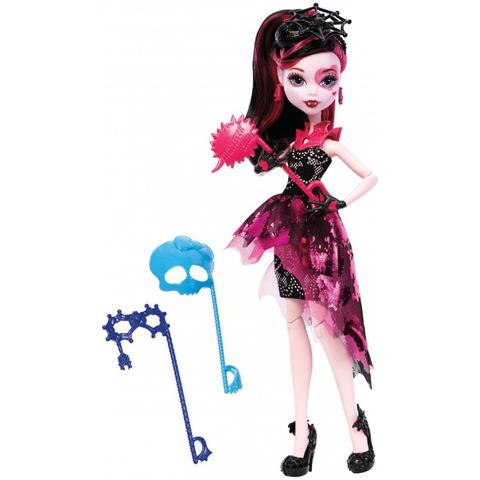 Кукла Монстер Хай  Дракулаура (Draculaura) - Добро пожаловать в Школу Монстров, Mattel