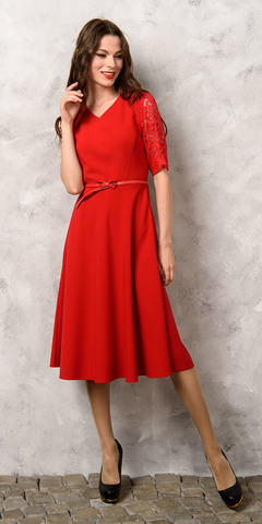 Платье З154-307