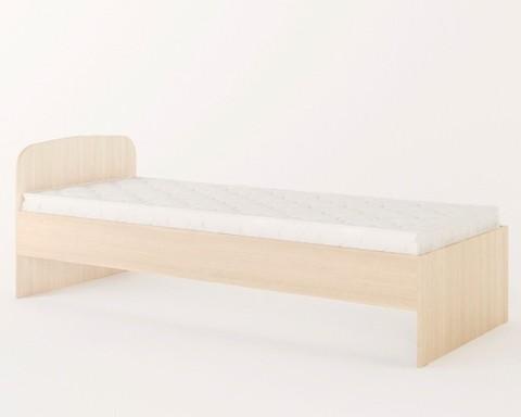Кровать АНДРИЯ-01 дуб беленый