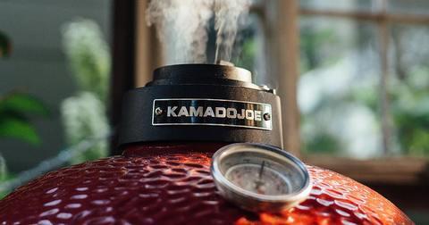 Керамический гриль Kamado Joe Classic Red