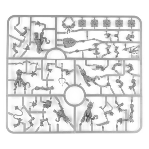 Lower Abyssals Sprue