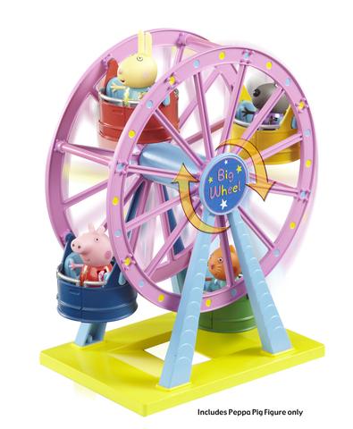 Игровой набор Колесо обозрения - Луна Парк, Peppa Pig