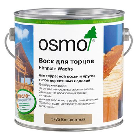 Воск для торцов OSMO Hirnholz-Wachs