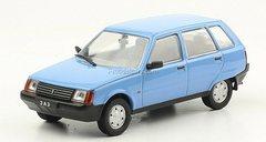ZAZ-1105 Dana 1994-2010 blue 1:43 DeAgostini Auto Legends USSR #243