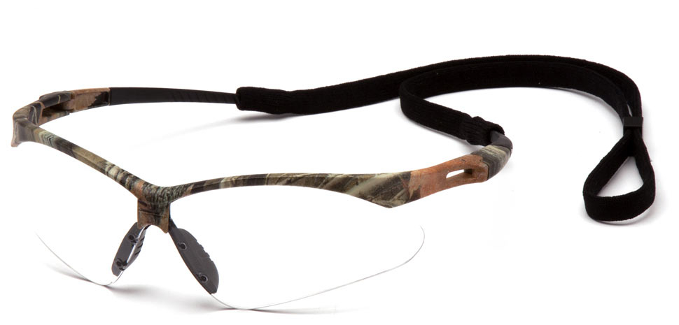 Очки баллистические стрелковые Pyramex PMXTREME SCM6310STP Anti-fog прозрачные 96%