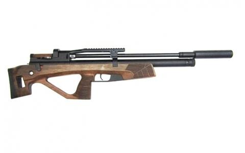 Jæger SP Булл-пап 5,5 мм (прямоток, ствол Lothar Walther 550 мм., полигональный без чока)