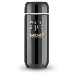 Термос LaPlaya (ЛаПлая) WarmApp black 0,2 L