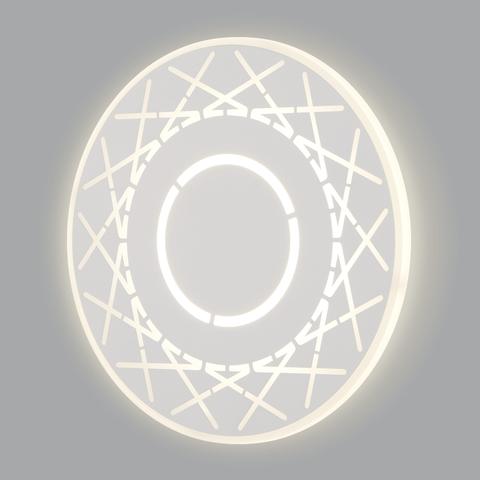 40148/1 LED белый / настенный светодиодный светильник 40148/1 LED