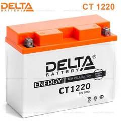 Аккумулятор DELTA 12V 20Ah (CT1220)