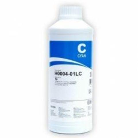 Чернила водорастворимые InkTec H0004-1LC для HP Designjet 100, 110, 70, 510 Business Inkjet 2800, 1200, 1000, 2200, 2600, Officejet Pro k850, Color InkJet CP1700, DesignJet 800ps, 500ps, 510, 800, 815, 820 (картриджи HP10 и HP11) 1 литр