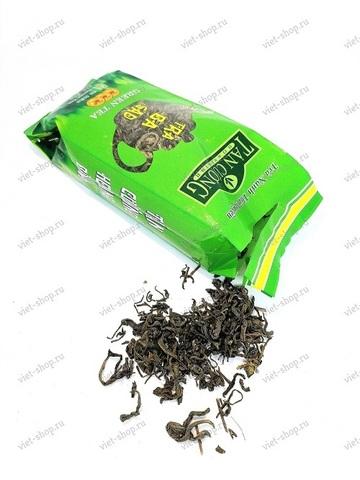 Зеленый чай Tan Cuong Tra Ba Sao 3 звезды, 100 гр.