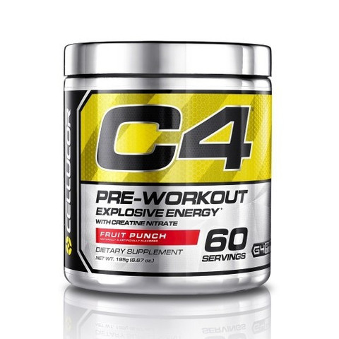 CELLUCOR C4 Explosive Energy, 195 gr.