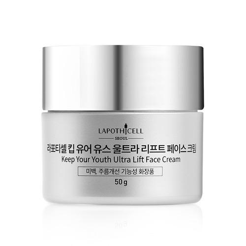 Купить антивозрастной крем для лица Lapothicell Keep Your Youth Ultra Lift Face Cream
