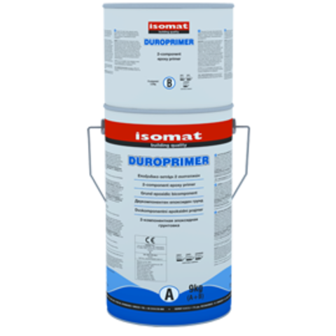 Isomat Duroprimer/Изомат Дюропраймер двухкомпонентная эпоксидная грунтовка
