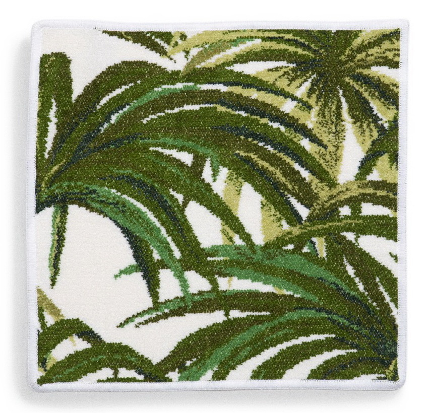 Элитная салфетка шенилловая Palmeral Green 12 weis от Feiler