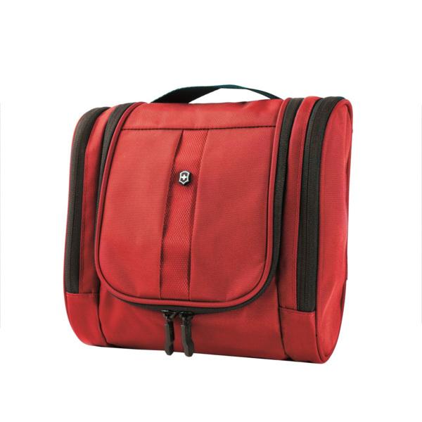 Несессер Victorinox с крючком для подвешивания, красный, 24x11x23 см, 6 л