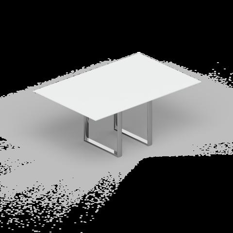 Стол для совещаний (стекло)