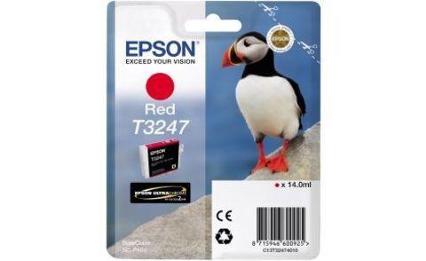 Картридж для Epson SureColor SC-P400 красный (T3247)
