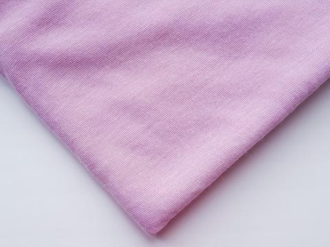 Кулирная ткань (100%- х/б) 15х15см, розовый