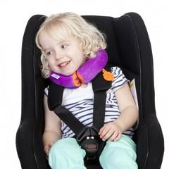 Подголовник для детей Yondi Сова фиолетовый