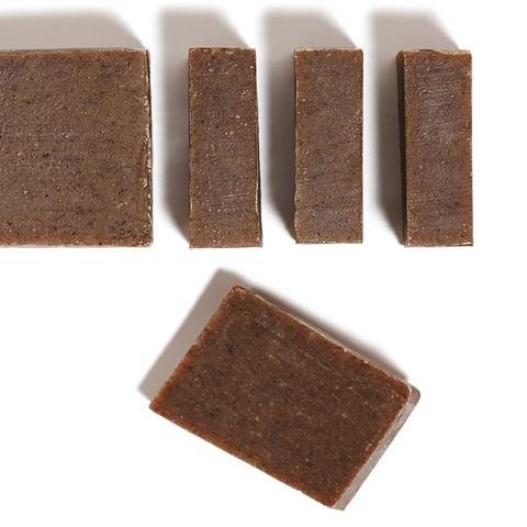 Горчично-Солодовое мыло-шампунь