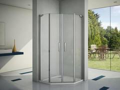 Душевое ограждение Good Door Пандора PNT-ТD 90х90 см