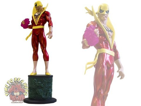 Iron Fist Statue Bowen Designs