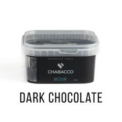 Chabacco 200гр - Dark Chocolate (Темный шоколад)