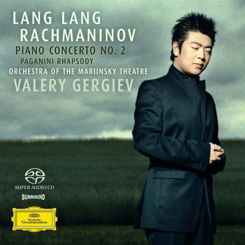 Lang Lang, Orchestra Of The Mariinsky Theatre, Valery Gergiev / Rachmaninov: Piano Concerto No. 2, Paganini Rhapsody (SACD)