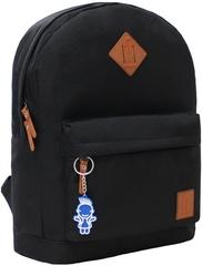 Рюкзак Bagland Молодежный W/R 17 л. Чёрный (00533662)